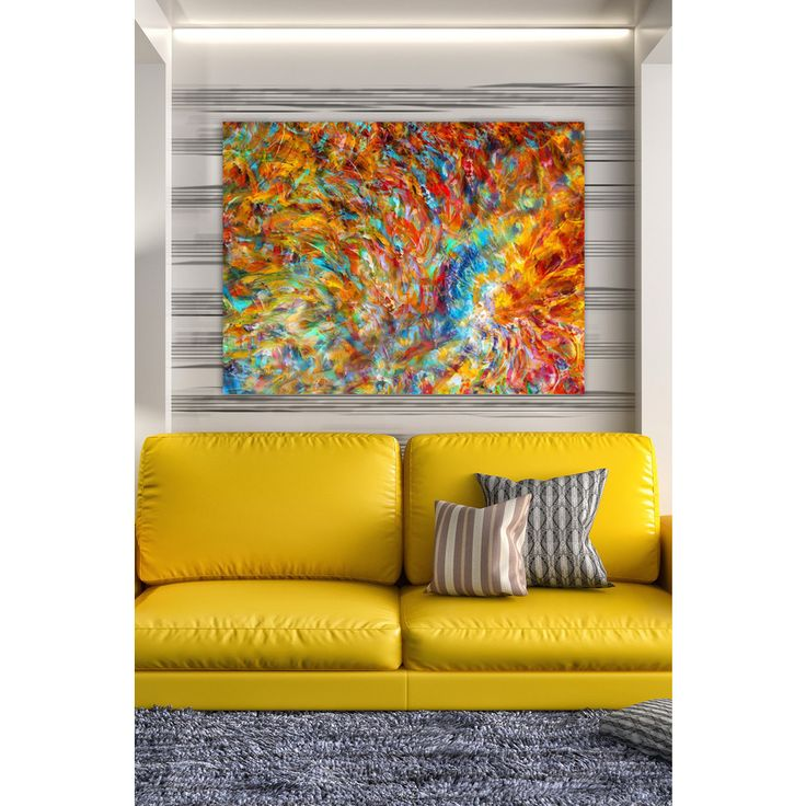 FramedArt.com Mark Lawrence 'You Shall Reign Glorious. Isaiah 24:23' Giclee Stretched Wall Art