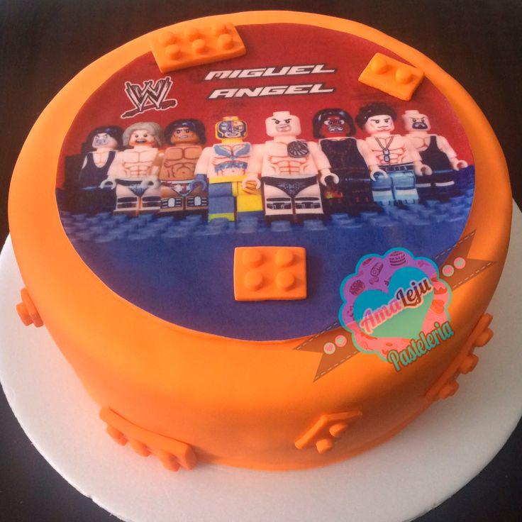 Lego WWE Realiza tu pedido por; WhatsApp: 3058556189, fijo 8374484  correo info@amaleju.com.co Síguenos en Twitter: @amaleju / Instagram: AmaLeju