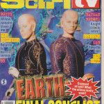 Robert Picardo Sci Fi TV Magazine Final Conflict #4 April 1999 Back Issue