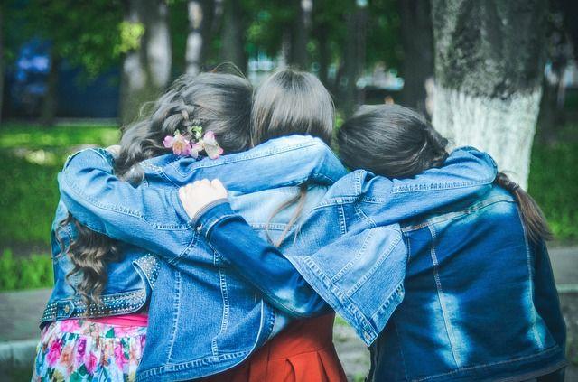 Pour certains enfants en situation de handicap ce n'est pas toujours évident de se faire des amis...