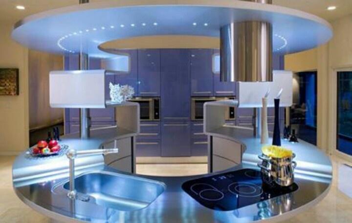 90 best blue kitchens images on pinterest for Kitchen design 75214