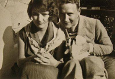 F. Scott and Zelda