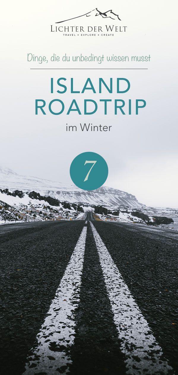 *Island-Roadtrip im Winter* – 7 Dinge, die du unbedingt wissen musst – Laura Stenzel