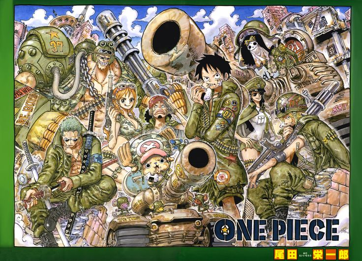 Read manga One Piece 741 online in high quality