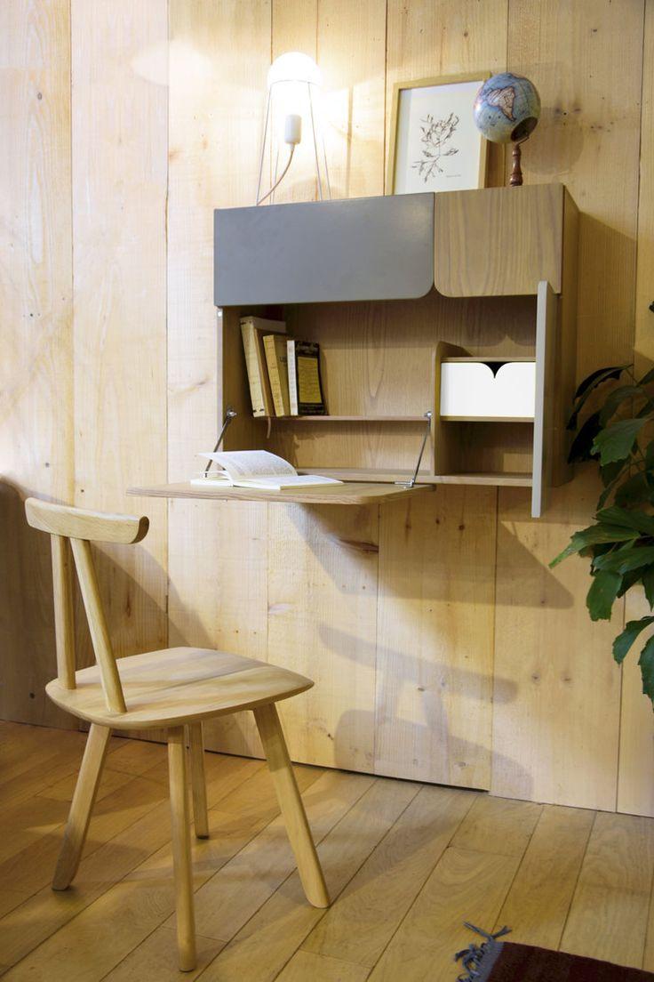 373 Best Desks And Worke Furniture Images On Pinterest Bureaus Tables