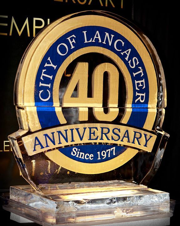We were so honored to be apart of Lancaster's 40th Anniversary Party Last night at the LPAC it was truly a wonderful event. #thankful #LPAC #Lancaster #40th #Anniversary #Lancasterblvd