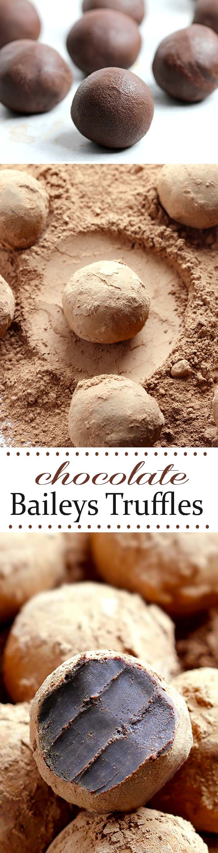 Baileys and chocolate – can life get any better I wonder?!