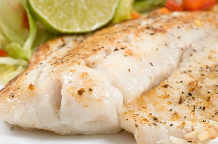 Gegrillter Fisch nach Indianer Art