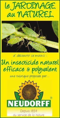 Jardiner au Naturel