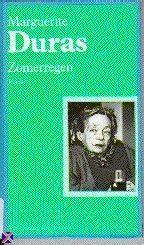 Marguerite Duras - Zomerregen