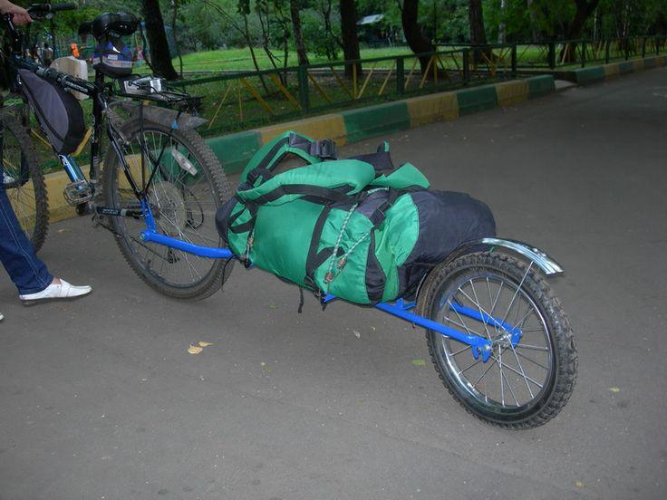 одноколесный прицеп для велосипеда: 6 тыс изображений найдено в Яндекс.Картинках