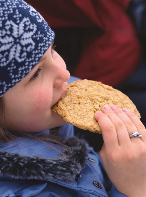 Biscuits à la farine d'avoine