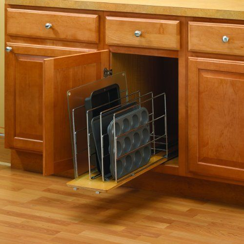 find pin home kitchen cabinet organizers storage dividers divider organizer rev a shelf wire tray with clips