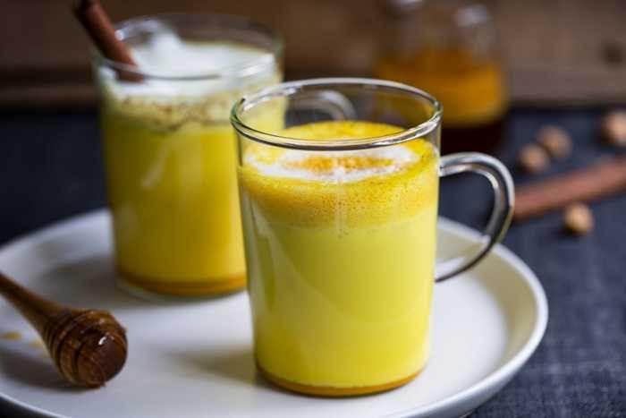 golden milk gurkmeja