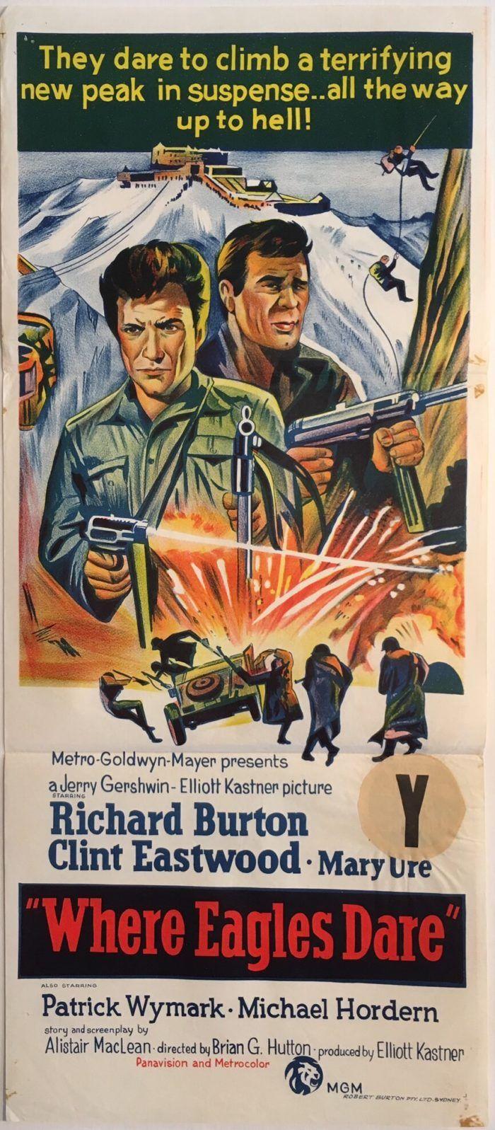 Australian Daybill Movie Posters