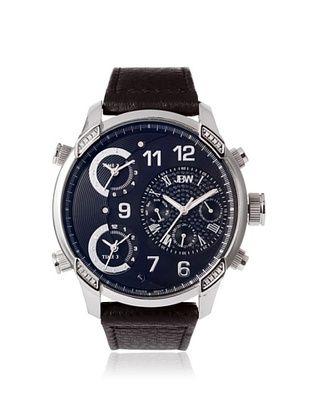 29% OFF JBW Men's J6248LB G4 Black Oversize Stainless Steel Watch