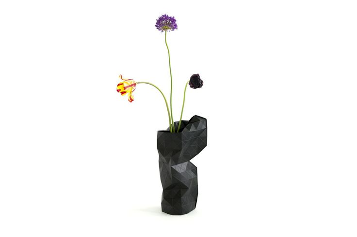Pepe Heykoop and the Tiny Miracles Foundation Paper Vase Cover from Space Furniture
