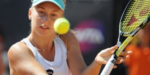 With spunk and fire, rising tennis star Daria Gavrilova is set to rule Aussie hearts