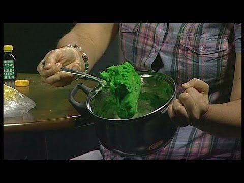 Gyurmakészítés házilag - Promontor Televízió - YouTube
