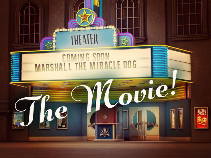 The Movie | Marshall, The Miracle Dog