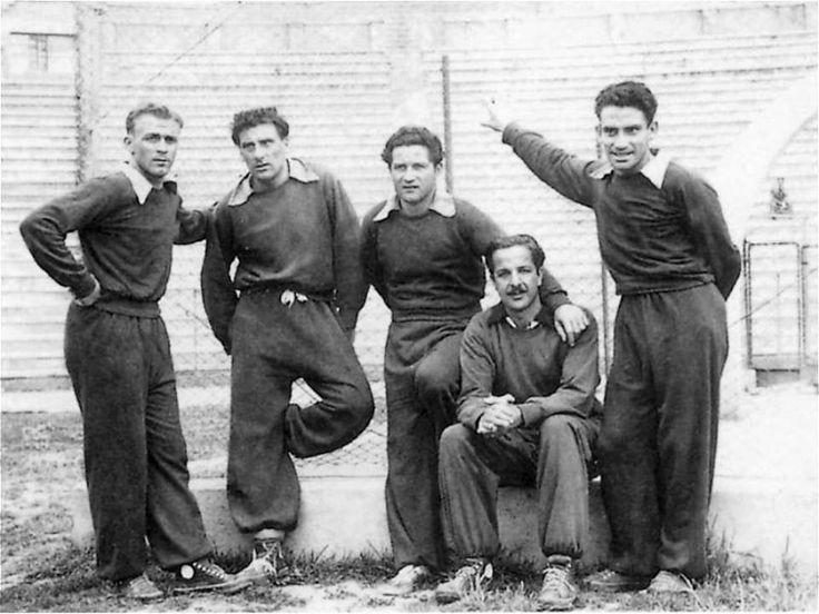 DI STÉFANO, ROSSI, PEDERNERA, COZZI Y BÁEZ...EN BOLIVIA 1951 #MIllonarios El Ballet Azul