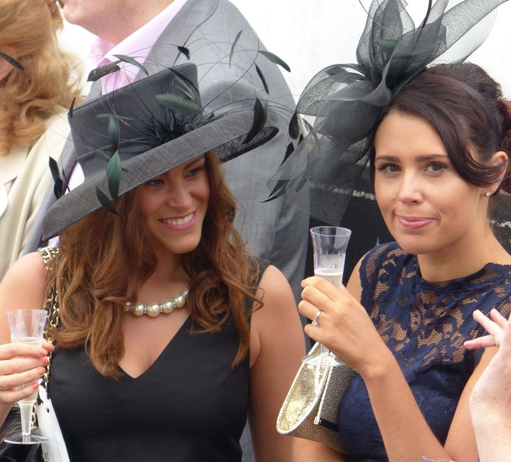 Ladies Day at Uttoxeter Racecourse 2015.  http://www.uttoxeter-racecourse.co.uk