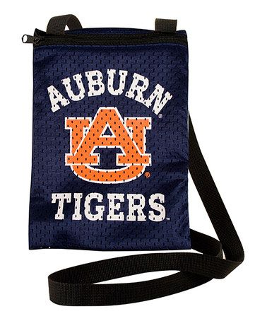 Love this Auburn Tigers Game-Day Pouch - Women on #zulily! #zulilyfinds I know someone who would love this