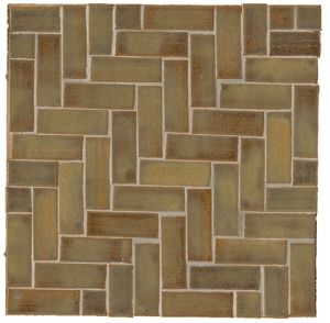 Herringbone Tile Pattern 6x24 Kitchen Backsplash Tile