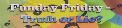 Rachel's Random Reads: Funday Friday - Truth or Lie? - Lynda Renham - Mon...