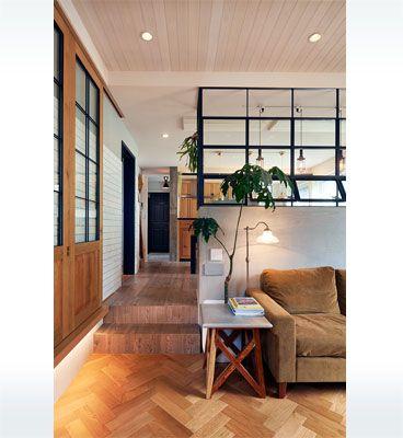 こだわりのインテリアと空間設計で心地よく暮らす家 | ヘーベルハウス | ハウスメーカー・住宅メーカー・注文住宅