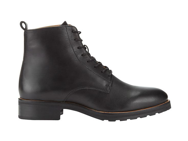 Whistles Prim leather ankle boots, £170 – If you love the Dr Martins look but want something a little subtler, these Whistles boots (exclusive to John Lewis online) are the answer.