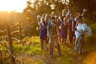 .Wedding Photography, Wedding Pics, Country Wedding, Wedding Parties Pictures, Wedding Photos, Bikes Riding, Bridal Parties Photos, Wedding Pictures, Golden Hour