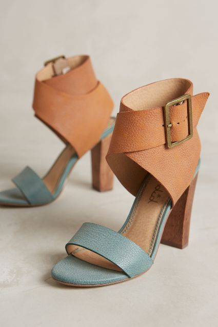 Splendid Jayla Heels - anthropologie.com