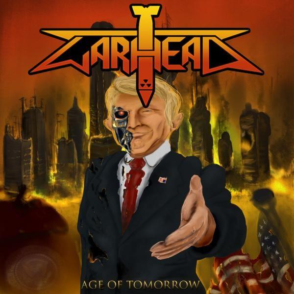 Warhead - Age Of Tomorrow