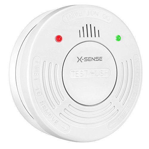 X-Sense SD10A Pile Garantie 10 Ans Détecteur de Fumée Norme CE Alarme Incendie avec Capteur Photoélectrique: Cet article X-Sense SD10A Pile…
