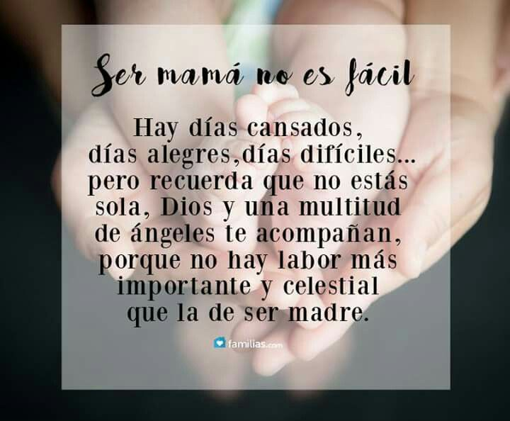Frases Para Mama: 63 Best Frases De Madres Images On Pinterest