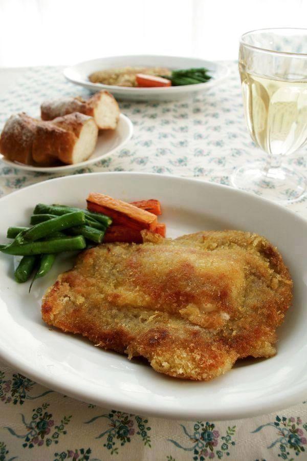 チーズとハムをはさんだカツ♪豚肉のコルドン・ブルー by ヤミー | レシピサイト「Nadia | ナディア」プロの料理を無料で検索