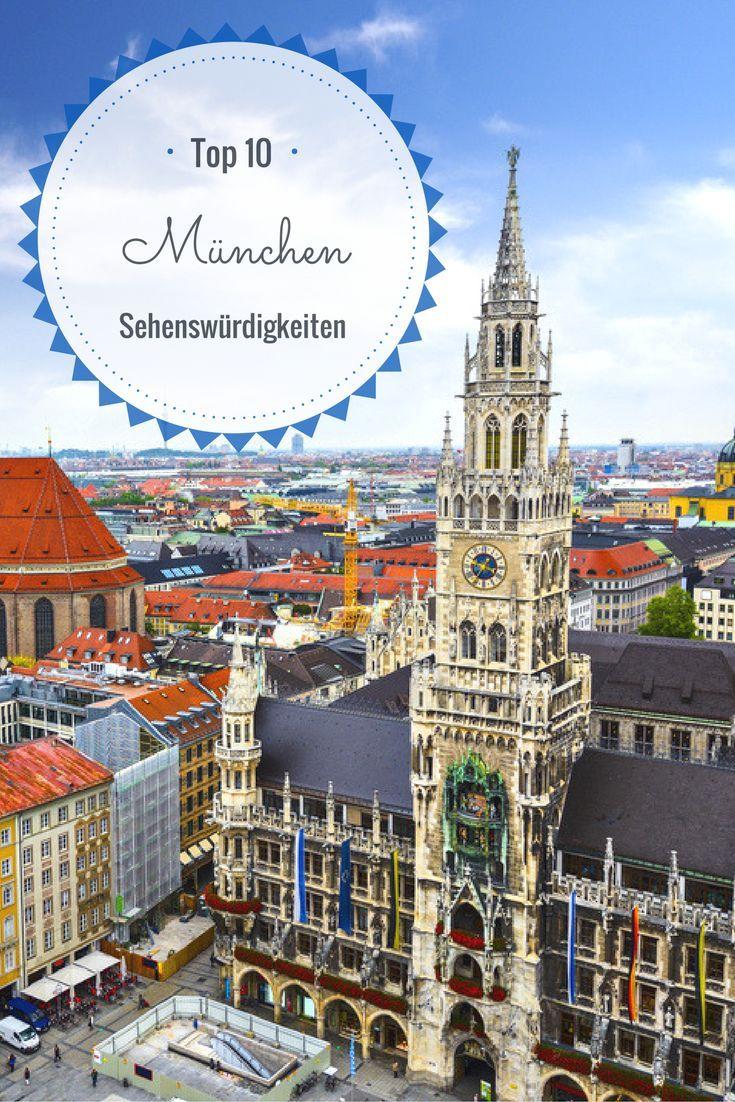 Wir haben die Top 10 München Sehenswürdigkeiten für euch gesammelt. Mit diese…
