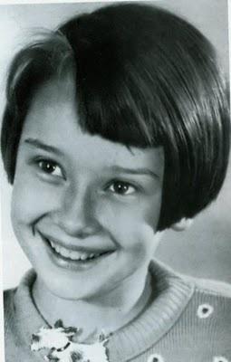 Audrey Hepburn born Audrey Kathleen Ruston 1929 - 1993