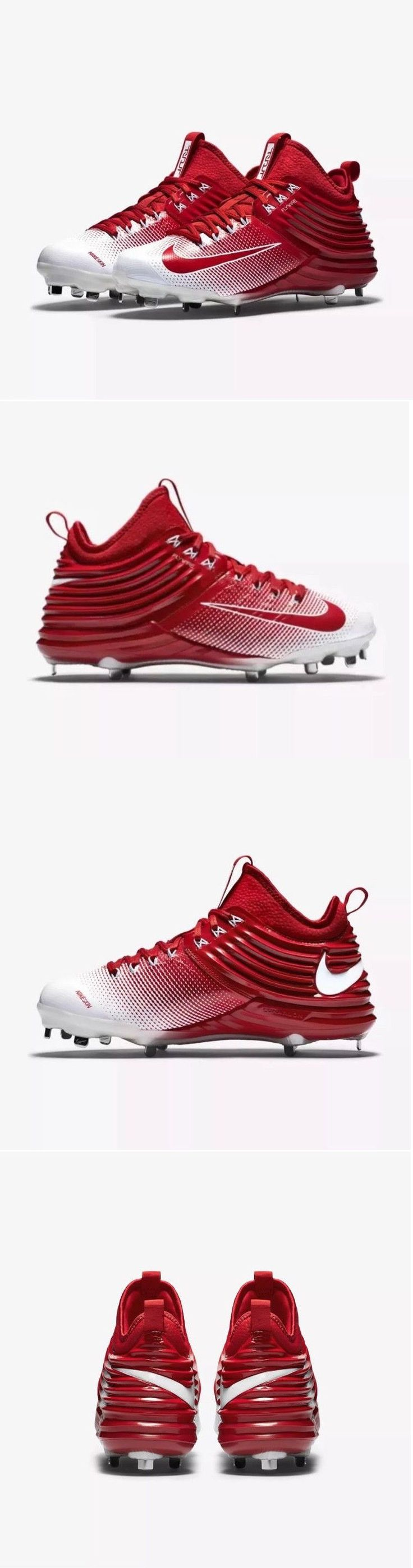 Mens 159059: Nike Lunar Trout 2 Metal Baseball Cleats Mens 10.5-12.5 *New* -> BUY IT NOW ONLY: $59.99 on eBay!