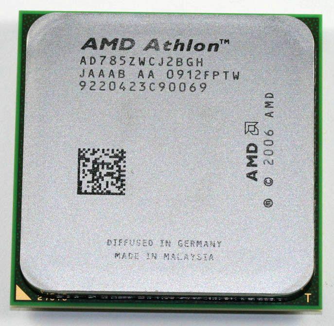 Free Shipping Athlon 64 X2 7850 2.8Ghz Dual Core Processor Socket AM2/AM2+ 940-pin