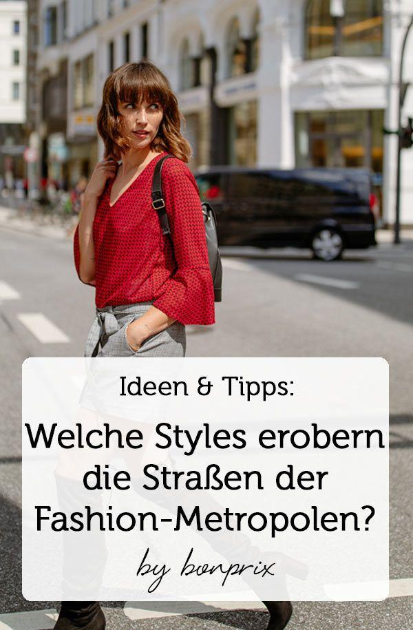 c62368ec4de8ec Wir verraten Dir welche ausgefallenen Styles die Straßen der  Fashion-Metropolen erobern. Die Styles
