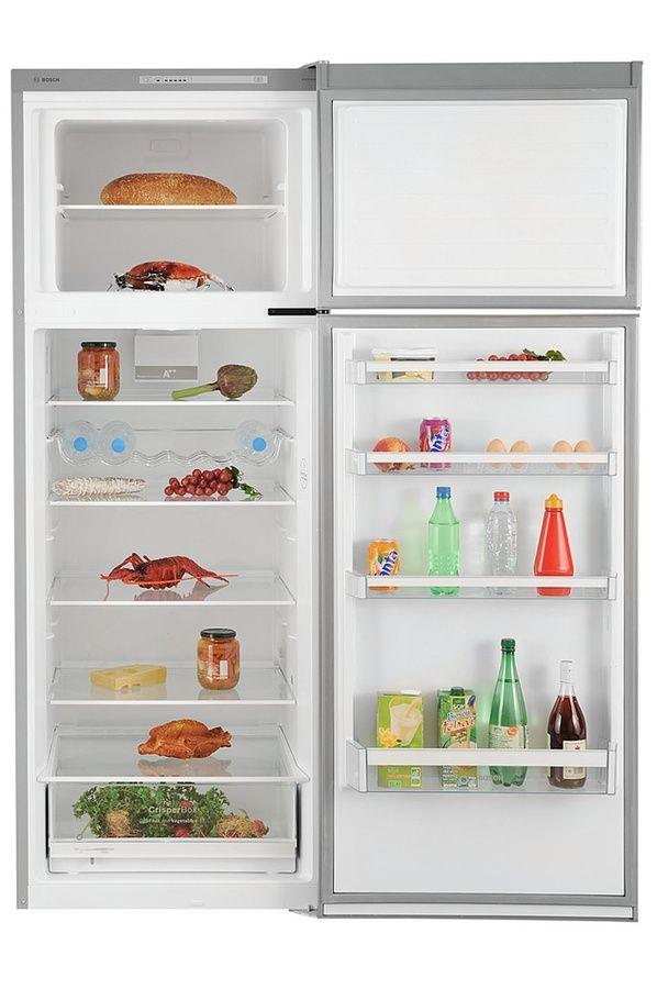 Refrigerateur congelateur en haut Bosch KDV58VL30 INOX