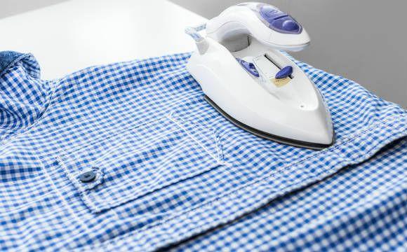 <p>Personal organizer ensina a passar roupa e como tirar manchas encardidas</p>