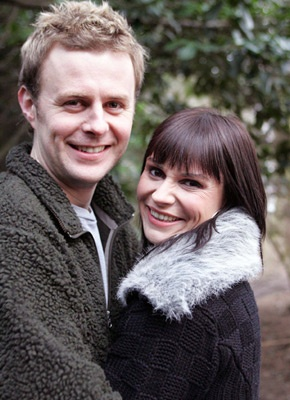 Carl King and Chastity Dingle
