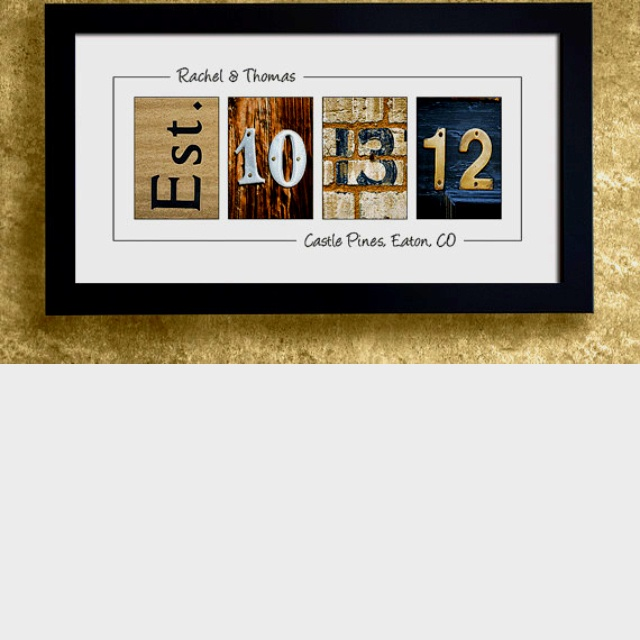 8f1050292e65e24b39afac4ac8021822  wall decor frames personalized wedding gifts