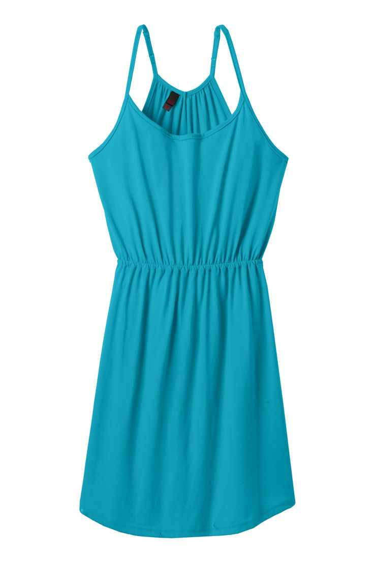 District Womens Juniors Blend Strappy Dress DT223
