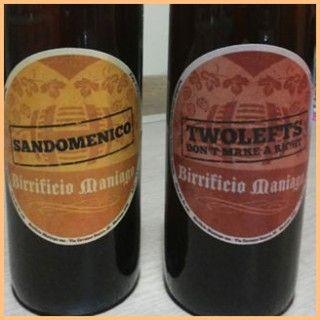 le birre #microbirrificiomaniago