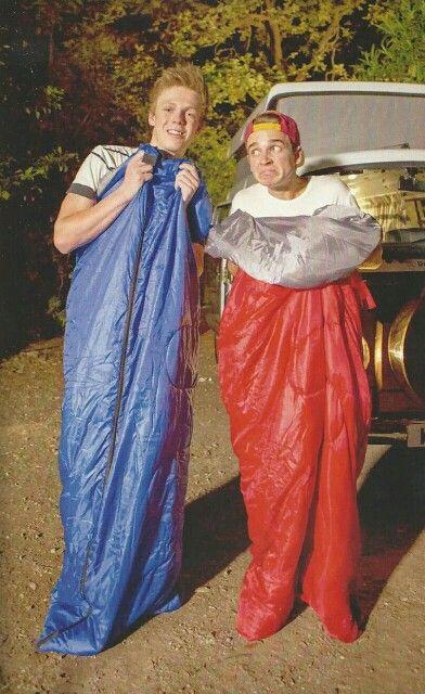 ~Joe and Caspar hit the road poster (5)~
