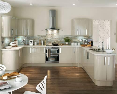 Glendevon Flint Grey Glendevon Kitchen Families Kitchen Collection Howdens Joinery